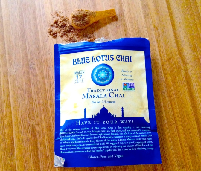Blue Lotus Chai